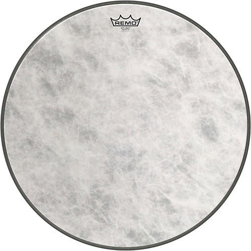 Remo Diplomat Fiberskyn Bass Drum Head 20 in.