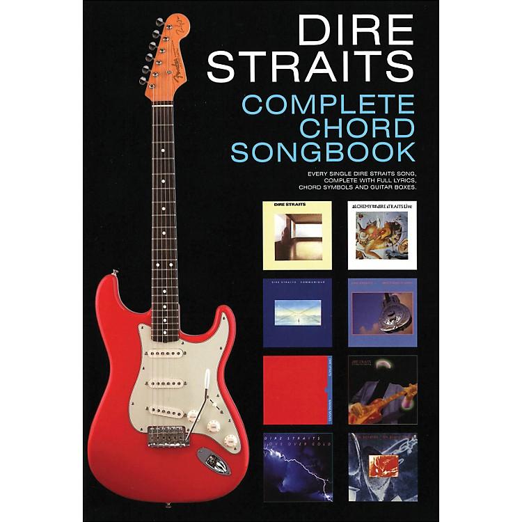 Hal LeonardDire Straits Complete Chord Songbook