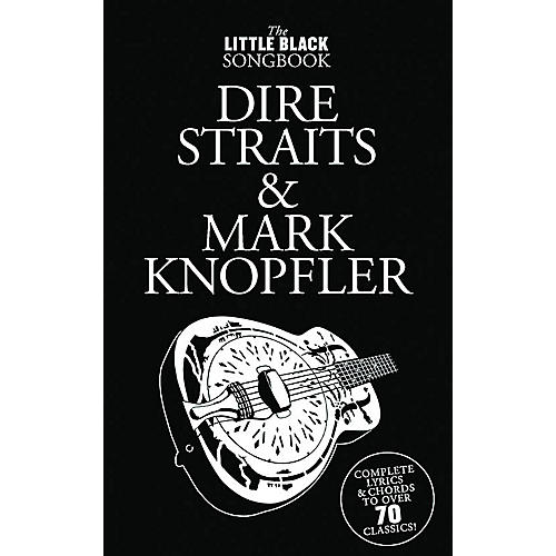 Music Sales Dire Straits & Mark Knopfler - Little Black Songbook The Little Black Songbook Softcover by Dire Straits-thumbnail