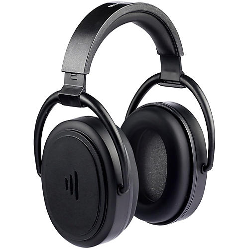 Direct Sound Direct Sound HP-25 Extreme Black ISO Headphones Black