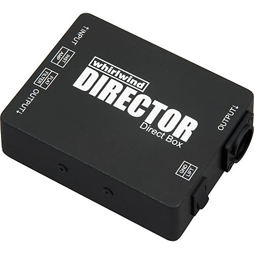 Whirlwind Director Deluxe Direct Box