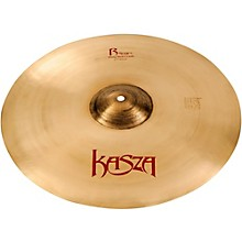 Kasza Cymbals Dirty Bell Rock Crash Cymbal 17 in.