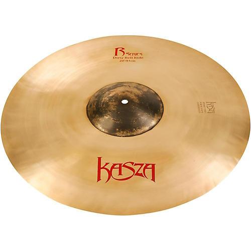 Kasza Cymbals Dirty Bell Rock Ride Cymbal