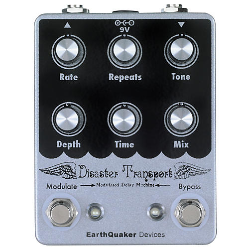 Disaster Transport Pedal : earthquaker devices disaster transport modulated delay guitar effects pedal musician 39 s friend ~ Russianpoet.info Haus und Dekorationen