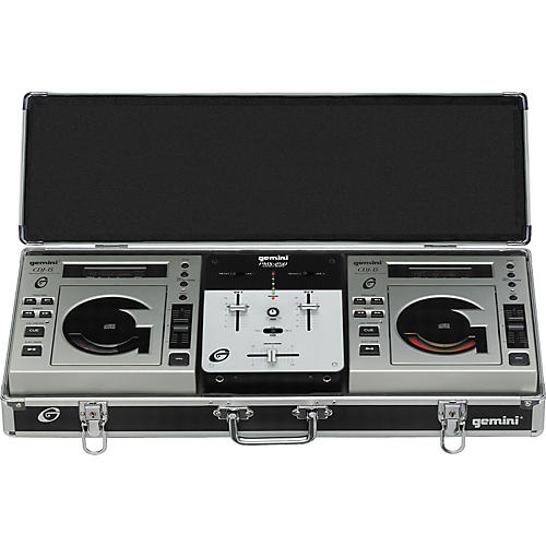Gemini Disc-O-Mix Silver Limited Edition