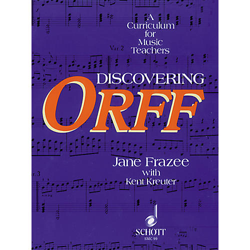 Alfred Discovering Orff Book-thumbnail