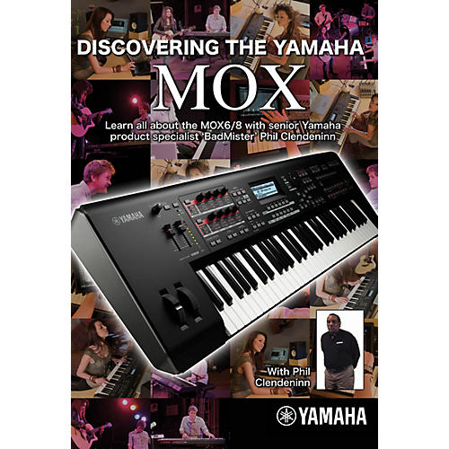 Keyfax Discovering the Yamaha MOX DVD Series DVD
