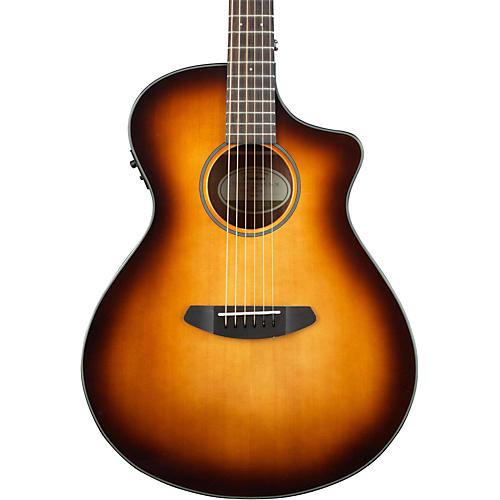 Breedlove Discovery Concert CE Acoustic-Electric Guitar Sunburst