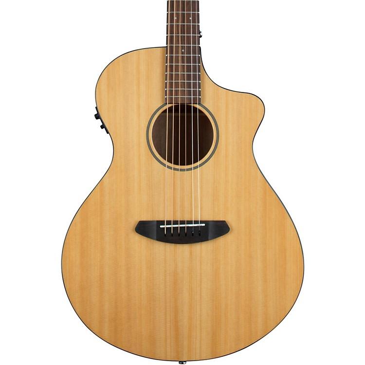 BreedloveDiscovery Concert Cutaway Acoustic-Electric GuitarNatural