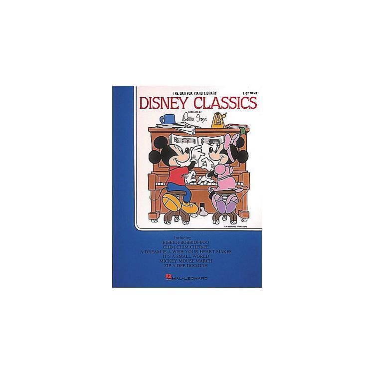 Hal LeonardDisney Classics For Easy Piano