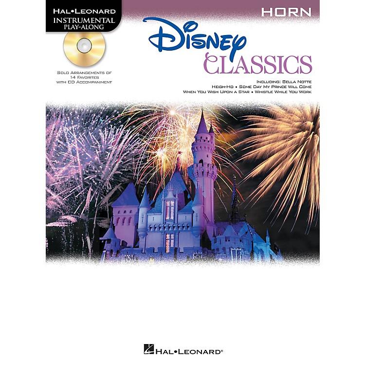 Hal LeonardDisney Classics Instrumental Play Along (Book/CD)Horn