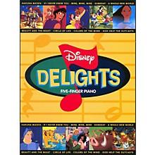 Hal Leonard Disney Delights for Five Finger Piano