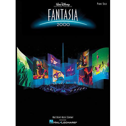 Hal Leonard Disney Fantasia 2000 for Piano Solo