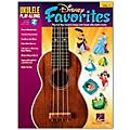 Hal Leonard Disney Favorites - Ukulele Play-Along Vol. 7 Book/CD