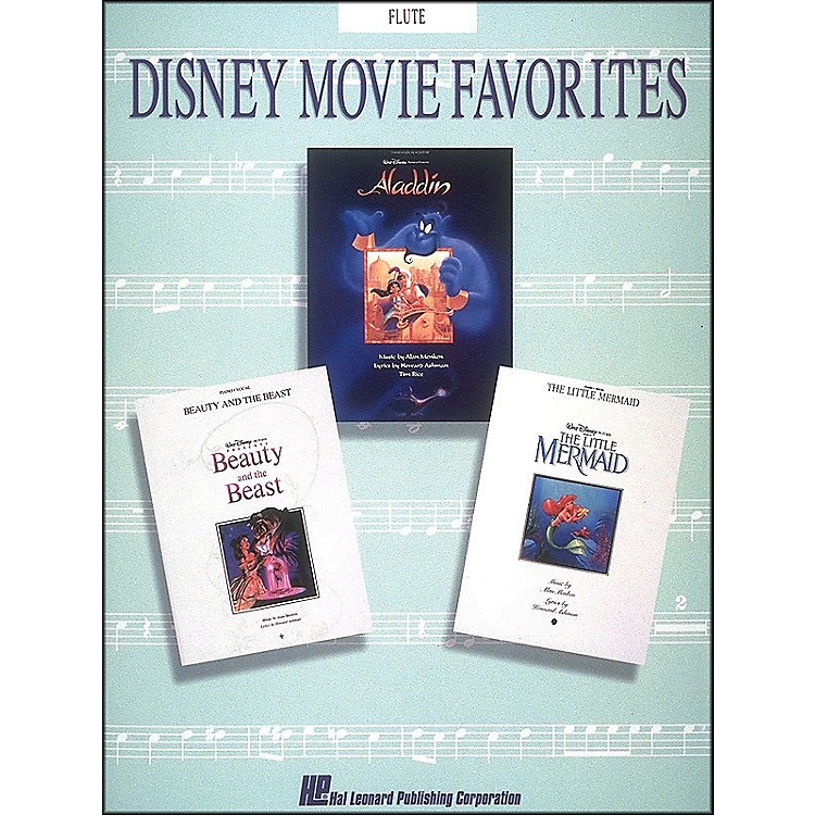 Hal LeonardDisney Movie Favorites for Flute