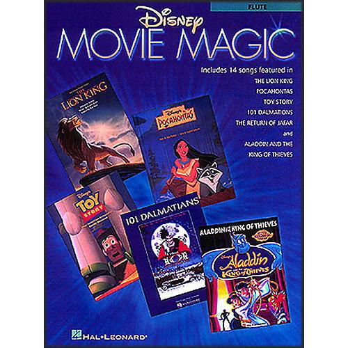 Hal Leonard Disney Movie Magic for Flute