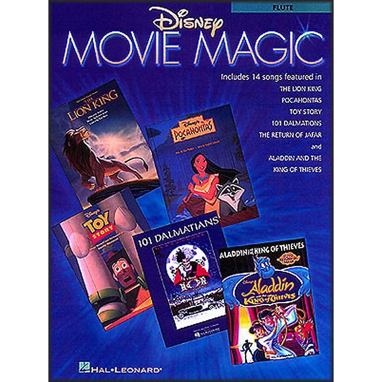 Hal LeonardDisney Movie Magic for Flute