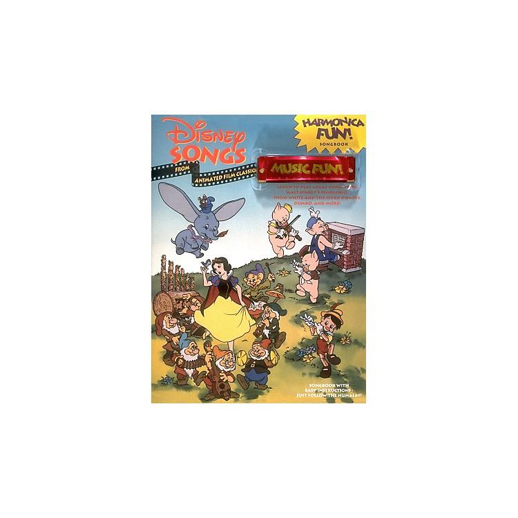 Hal LeonardDisney Songs - Harmonica Fun! Pack