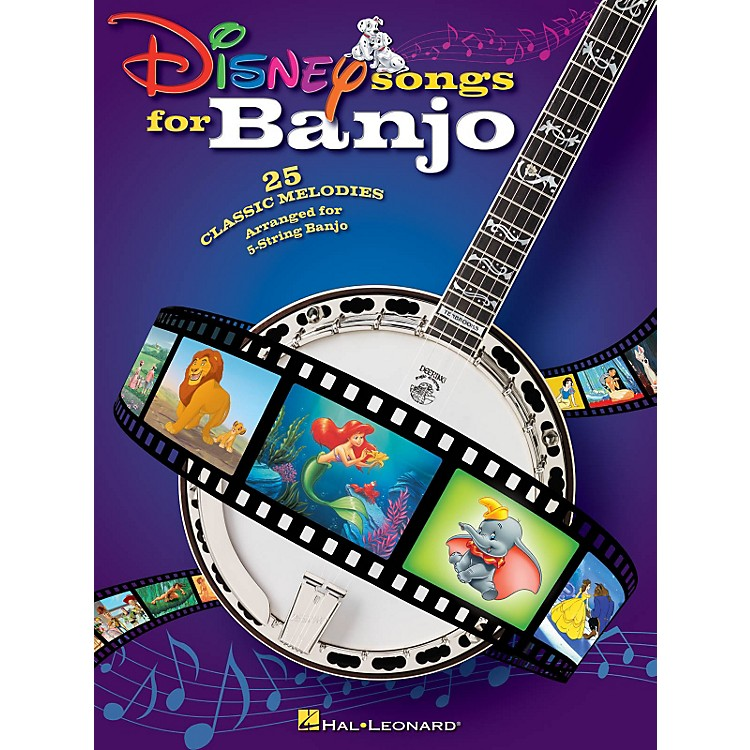 Hal LeonardDisney Songs For Banjo