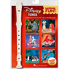 Hal Leonard Disney Tunes - Recorder Fun! Pack (With Instrument)