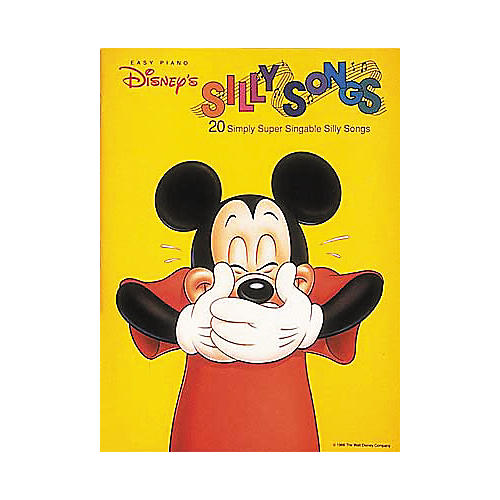 Hal Leonard Disney's Silly Songs