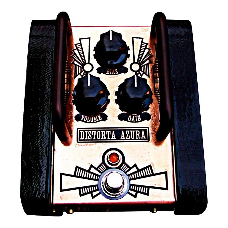 Copper GearDistorta Azura -True Analog Vintage Fuzz Pedal with Bias Control