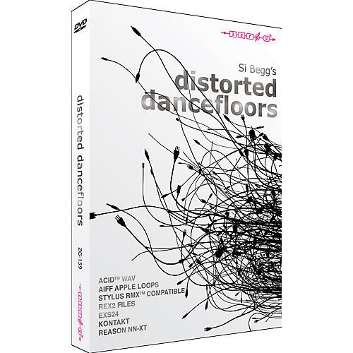 Zero G Distorted Dancefloors Sample Library