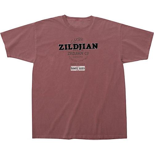 Zildjian Distressed Trademark T-Shirt