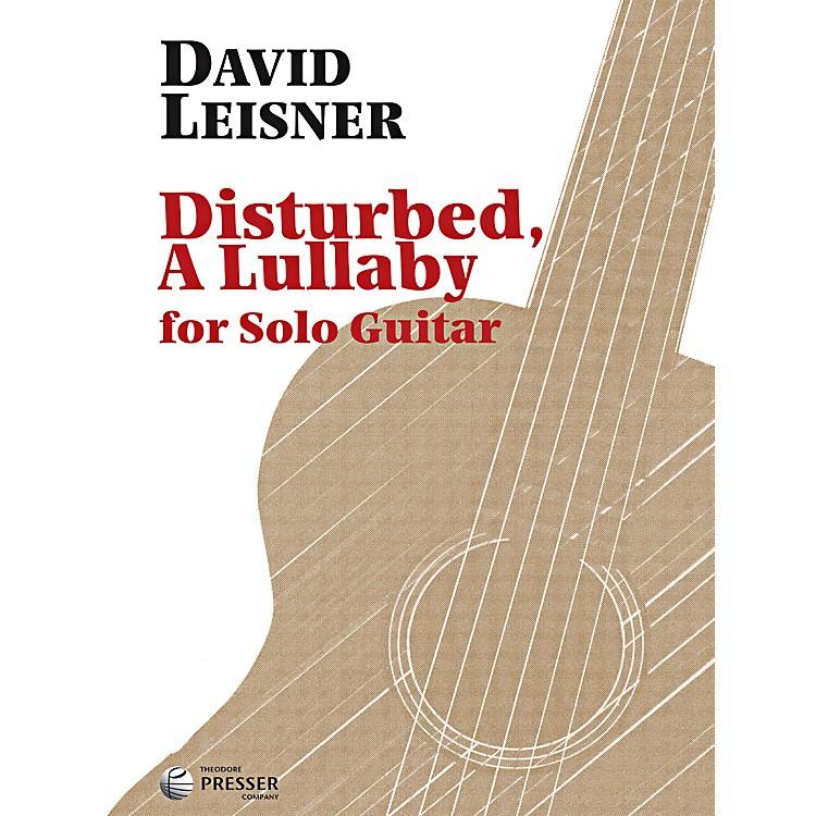 Carl FischerDisturbed, A Lullaby (Book)