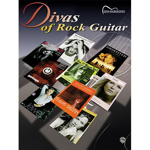 Alfred Divas of Rock Guitar Book-thumbnail