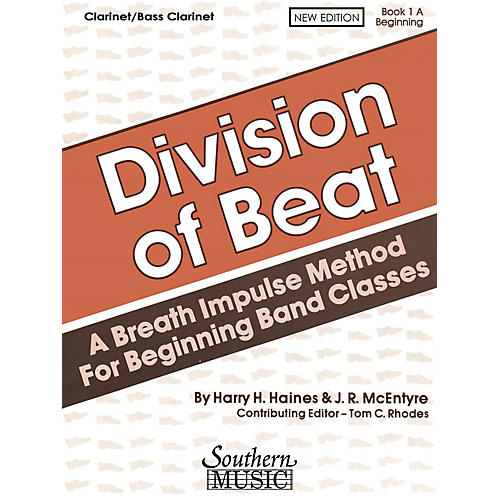 Southern Division of Beat (D.O.B.), Book 1A (Conductor's Guide) Concert Band Level 1 Arranged by Tom Rhodes