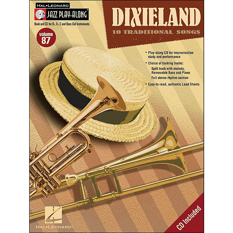 Hal LeonardDixieland - Jazz Play-Along Volume 87 (Book/CD)