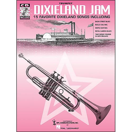Hal Leonard Dixieland Jam - 15 Favorite Dixieland Songs for Trumpet Book/CD