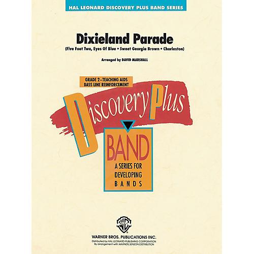 Hal Leonard Dixieland Parade - Discovery Plus Concert Band Series arranged by David Marshall-thumbnail