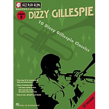 Hal Leonard Dizzy Gillespie - Jazz Play Along Volume 9 Book with CD