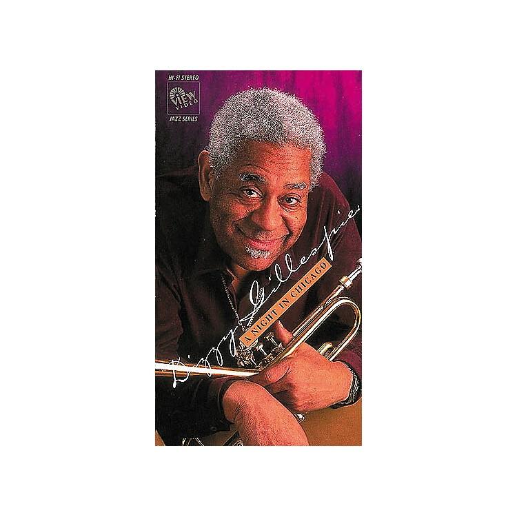 Hal LeonardDizzy Gillespie: A Night in Chicago (DVD)