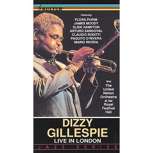 Kultur Dizzy Gillespie Live in London (Video)