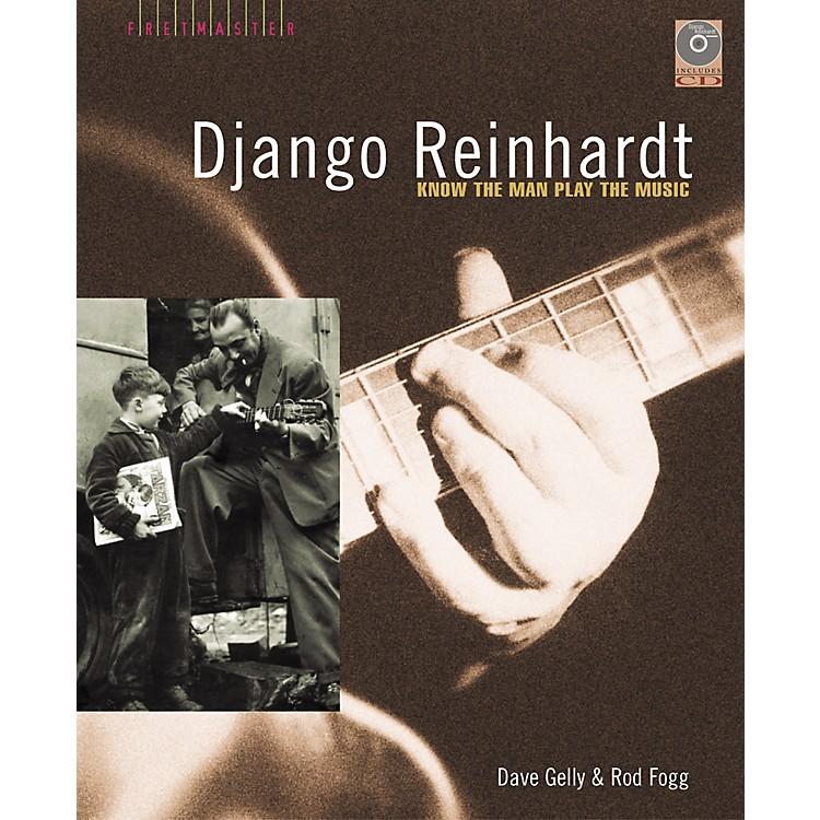 Backbeat BooksDjango Reinhardt (Book/CD)