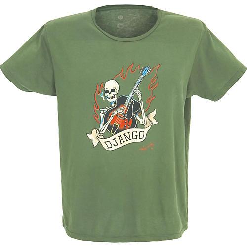 Henry Red Heller Django Skeleton Men's T-Shirt