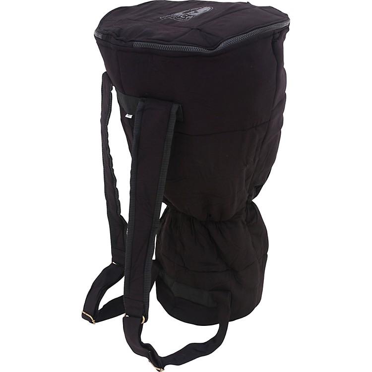 TocaDjembe Bag and Shoulder Harness10 inchBlack