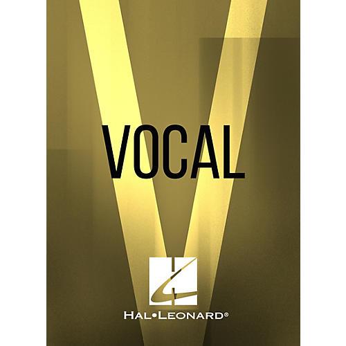 Hal Leonard Do I Hear a Waltz Vocal Score Series  by Stephen Sondheim