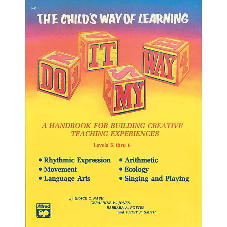 AlfredDo It My Way: Childs Way of Learning Book
