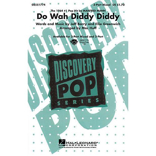 Hal Leonard Do Wah Diddy Diddy 2-Part by Manfred Mann Arranged by Mac Huff