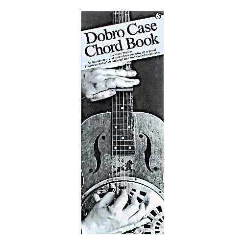 Music Sales Dobro Case Chord Book