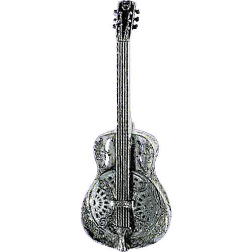 Future Primitive Dobro Guitar Pin