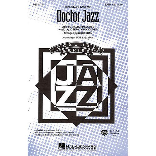 Hal Leonard Doctor Jazz 2-Part Arranged by Kirby Shaw