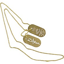 Zildjian Dog Tags