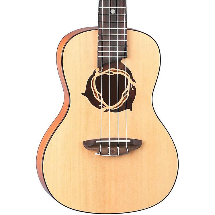 Luna GuitarsDolphin Concert UkuleleNatural