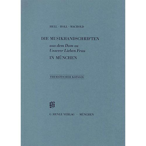 G. Henle Verlag Dom zu Unserer Lieben Frau in München Henle Books Series Softcover-thumbnail