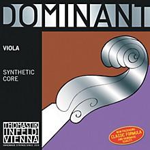 """Thomastik Dominant 15+"""" Stark (Heavy)  Viola Strings 15+ in. C String, Silver"""